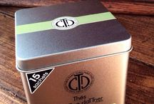 Boite thé sachet mousseline coton.         Tea box bag muslin coton / Pure sélection thé noir, vert, oblong, rooibos, infusions.