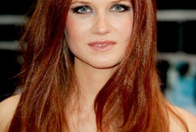 Bonnie Wright on Red Carpet