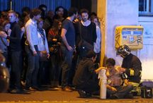 Paris Terrorist Shooting Bombing Hostage Attacks