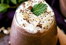 Smoothies/blender drinks