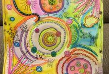 Intuïtief tekenen en schilderen