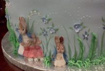 Cakin' / Cake decorating inspiration / by Rebecca