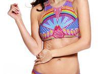 Bikini , monokini / Women's bikini. Swimewear, swimsuits. Beachwear. Plus size swimsuits.