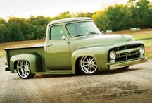 Ford f100 / by Derrick Schwab