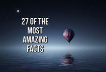 Facts and Fun / Fun articles, cool facts and more.