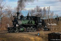 Steam Locomotives / Steam Locomotives