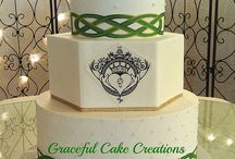 Wedding cake! / Wedding  / by Raeanne Connell