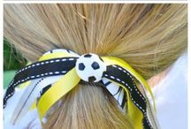 Hair accessories / by Kellie Madison