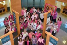 Go Pink 2016! / Capital Regional Medical Center goes pink for breast cancer awareness month!