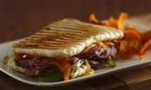 Panini's, Wraps, Subs & Melts / Sandwiches of all kinds