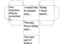 Lesson plenary / Great share and reflection tools