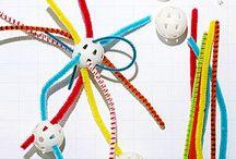 Toddler stuff / Craft, activities, ideas etc