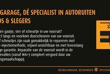 Autobedrijf Bos en Slegers / diverse takken van Autogroep Bos en Slegers