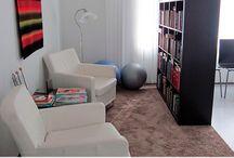 Kerhohuoneet / TA-Yhtiöiden eri talojen kerhohuoneita ja taloyhtiöiden yhteisiä tiloja