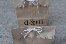 Sweet bar bags