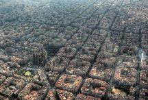 Ciudades y lugares desde el aire / Otra vista de las ciudades, que nos muestran una faceta que pocos pueden ver / by Cecilia F. Martinez