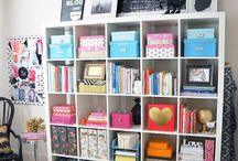 Home office Organizing Ideas / by Home Party Coach