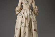 18th c. English Gowns