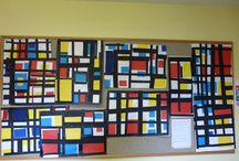 J3 Mondrian inspired work (2015-16)