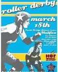 Hot Wheel Roller Derby