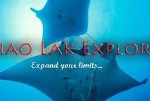Social Media / Khao Lak Explorer Social Media