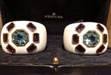 Diana Vreeland / Accessories that represent Vreelands' eclectic taste.