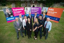 """South Devon UTC Partners / A selection of images of our partners; employers are helping to shape the curriculum, provide Challenge Projects and offer work experience, to ensure UTC leavers are """"work ready""""."""