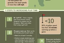 Golf tips... / Tips on how to improve your golf...