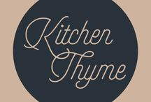 Kitchen Thyme / Sabrina Zeif of Kitchen Thyme Caribbean-Cajun Influenced Cookery courses/supper clubs and corporate catering.