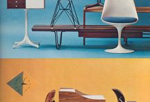 Mid-Century furniture / by Daniel Ayala
