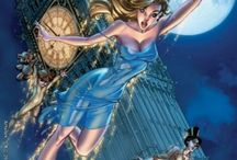 Artistry by J. Scott Campbell / by Chrissie Long