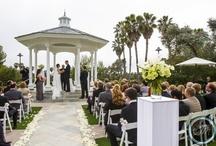 Newport Beach Marrriott Wedding with DJ Sota Entertainment / Newport Beach Marrriott Wedding with DJ Sota Entertainment - Teal Up Lights