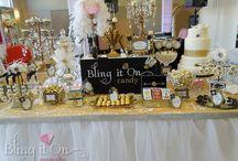 Brea Bridal Show / Hollywood Glam