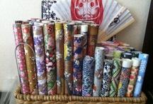 Japanese Washi Resources / by Karen Schneider