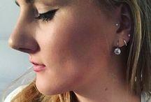 Ear piercing inspiration