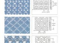 Crochet Graphs. / by Tazeem Iqbal Ch