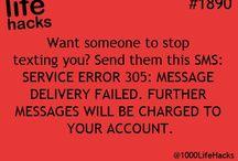 blocking numbers