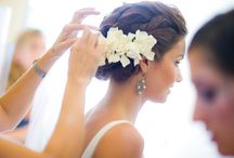 Gardenias wedding