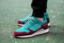 "Asics Gel-Lyte III ""Block Pack"" (H628Y-7878)"