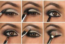 Perfekte Augen / Deine Augen zum strahlen bringen