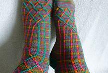 Breien: sokken