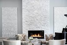 Happy Hearth / Ideas for a relaxing, stylish space with a modern flair.  / by Sharon Herlihy
