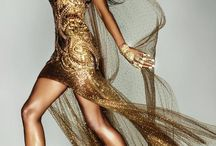 Beauty In Gold / For all the golden goddesses