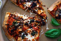 Pizza! / by Courtney McElhaney Peebles