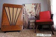 KRIS JENGKI - Midcentury Vintage Speakers - Indonesia
