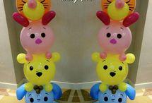 Balloon Tsum Tsum