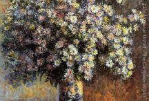 Claude Monet / by Cheryl