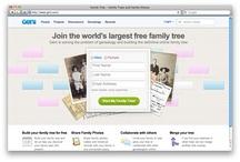 Registreren op homepage / Sites waarbij je moet registeren op de homepage