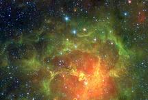 Constellations / Space, stars, nebula, galaxy