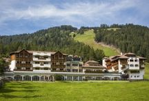 Wellness & Spa Hotel Excelsior****s / Excelsior mountain | style | spa | resort ****S is situated right in the middle of the landscape of the South Tyrolean Dolomites